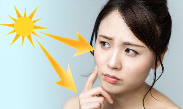 なぜ、紫外線でシミ・シワができるのか?