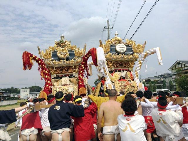今の時代においてふんどしは、お祭りや相撲など、限られた場合で使われることが多くなっています。