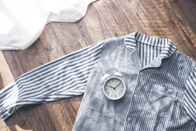 なぜ眠る時にわざわざパジャマを着るのでしょうか?実は、パジャマにはこんな役割があるのです。