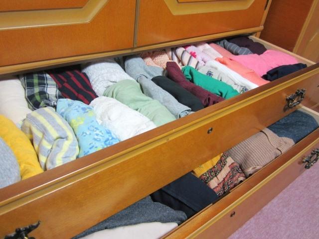 下着の整理は「衣替えの時にやる!」「年末の大掃除で一緒にやる!」などと決めておけば、定期的に整理できますよ♪