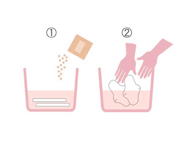 シーピースの布ナプキン|おしゃれふんどし専門店 シーピース