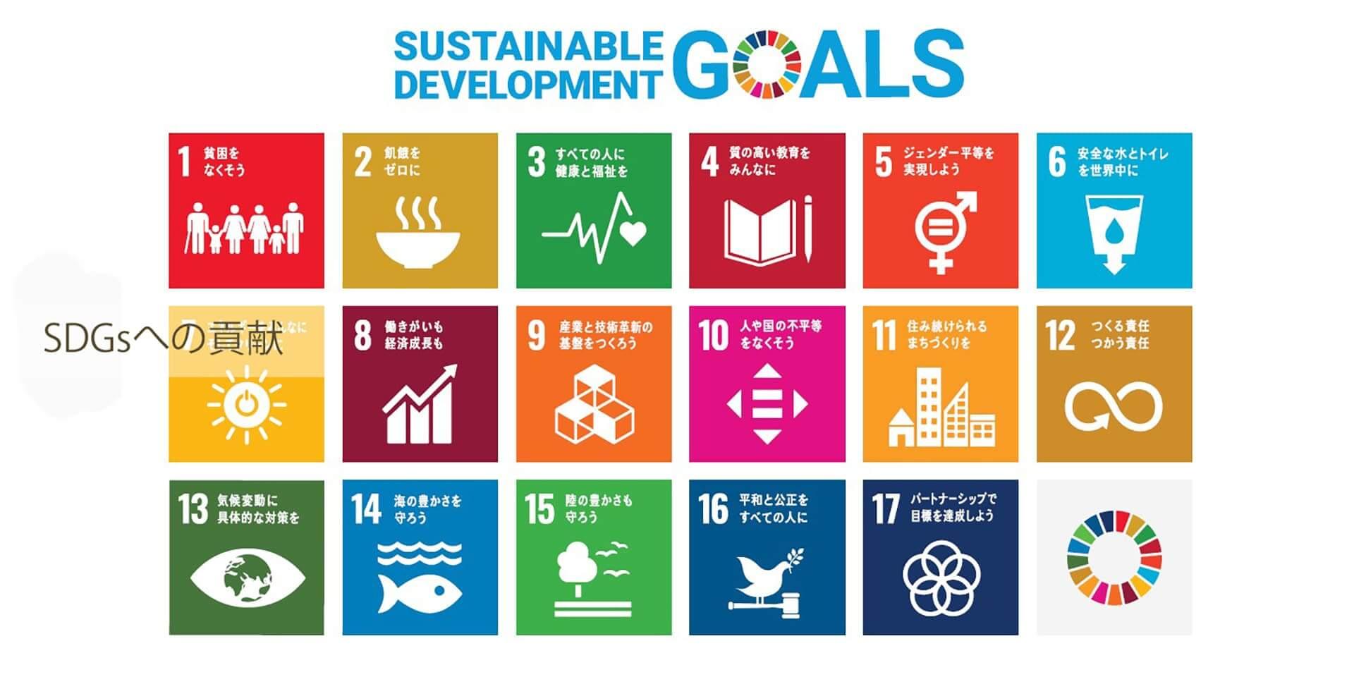 SDGsへの取り組みについて|おしゃれふんどし専門店 シーピース