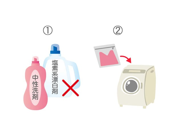 シーピースのシルク製品の洗い方|おしゃれふんどし専門店 シーピース
